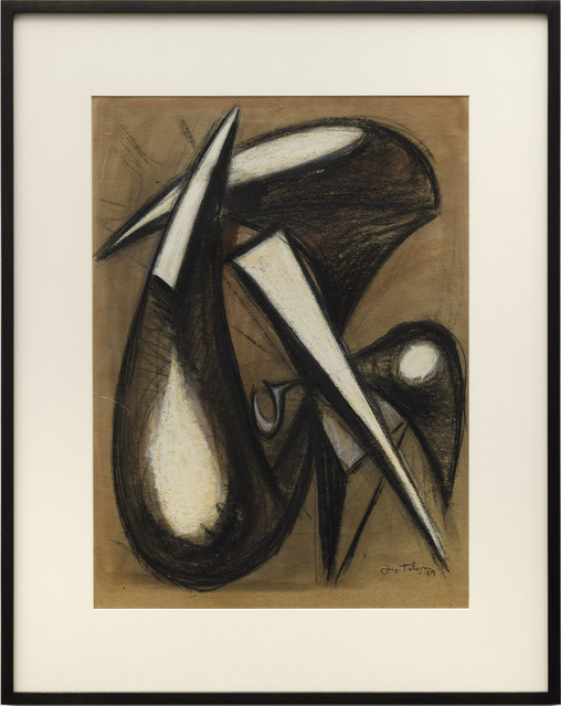 , 'Untitled (Magical Forms: Prometheus) ,' 1949, Louis Stern Fine Arts
