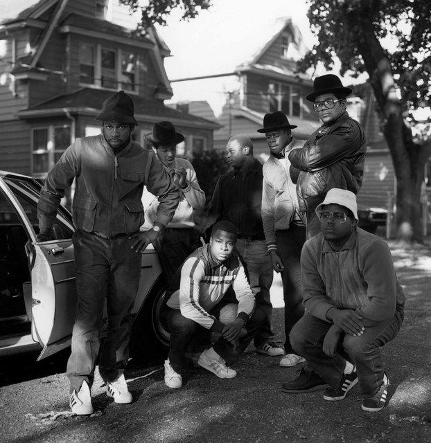 , 'Run-DMC,' 1984, Getty Images Gallery