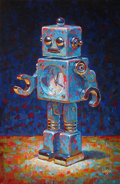 , 'J's Tokibot,' 2016, George Billis Gallery