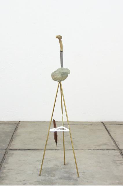 , 'Metrodoro,' 2018, Galería OMR