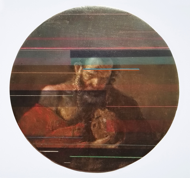 , 'Decomposition XI (after  Ribera),' 2017, Gibbons & Nicholas