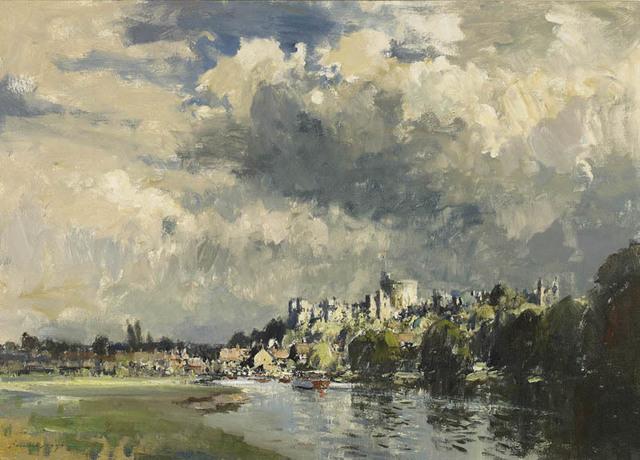 , 'Sunlight after Storm, Windsor,' , Portland Gallery