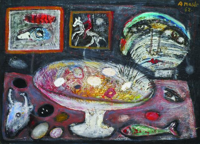 , 'Still Life,' 1962, Museum of Modern Art Dubrovnik