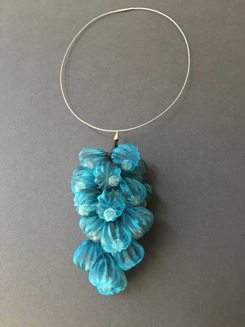 , 'Bluebells necklace,' 2020, Micheko Galerie