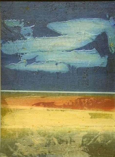 Mario Sinisca, 'Blue Horizon', 1960s, Wallector