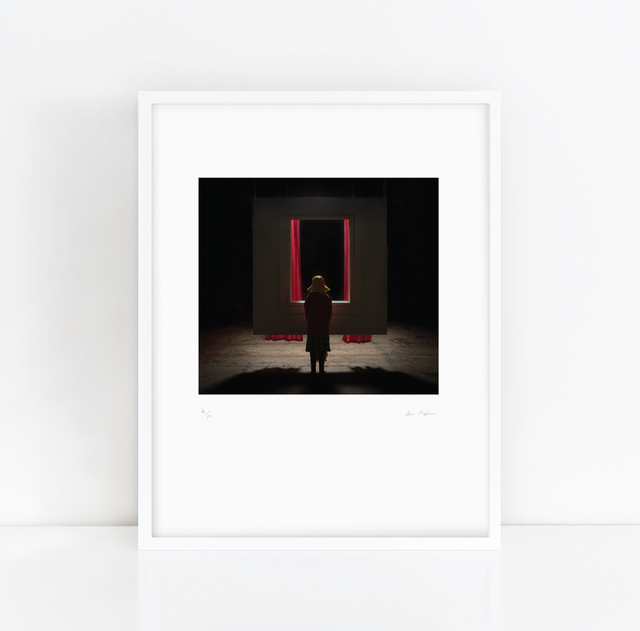 , 'Raining Behind the Window,' , Anima Mundi