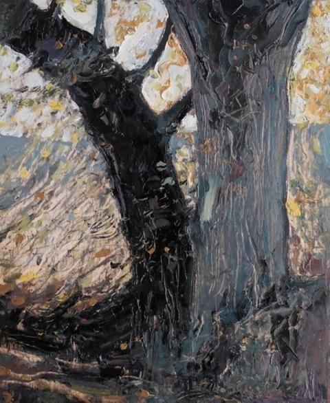 Herald Nix, 'Untitled (Elm Tree #2)', 2018, Wilding Cran Gallery