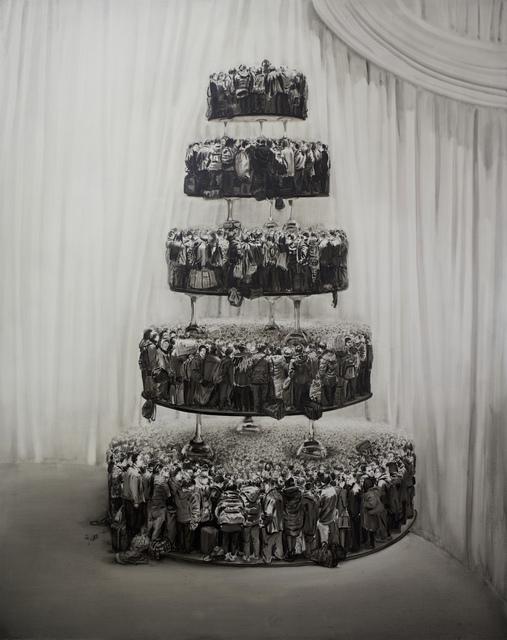 , 'Cake,' 2014, HDM Gallery