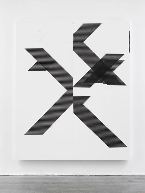 Wade Guyton, 'Untitled', 2007, Fondation Beyeler