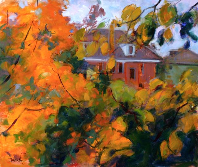 Doug Dawson, 'Through the Leaves ', 2019, Ventana Fine Art