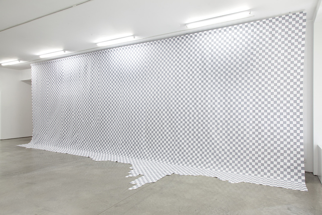 Stephanie Syjuco, 'Total Transparency (Background Layer Bleed)', 2017, RYAN LEE