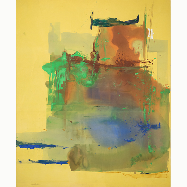 , 'Jockey,' 1978, Helen Frankenthaler Foundation