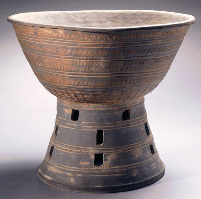 , 'Pedestal Basin,' 44 - 562, Newark Museum