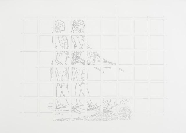 , 'Blindsehen doppelt,' 2009, Galerie Judith Andreae