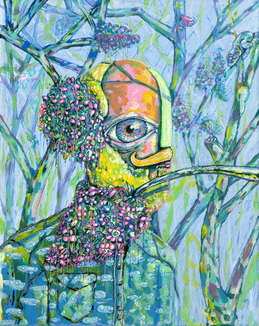 , 'Through the Branches,' 2017, Ro2 Art