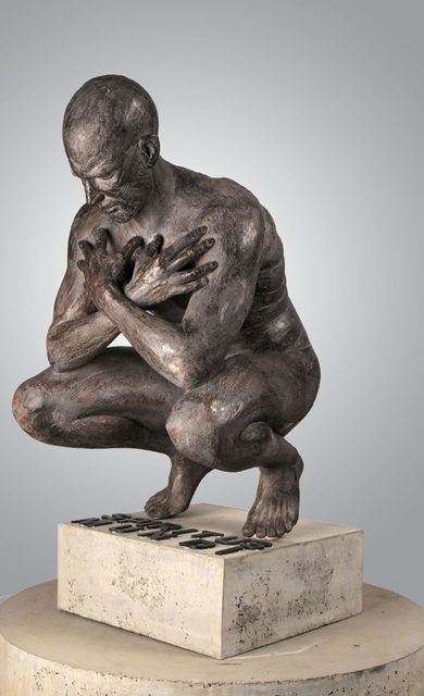 , 'Crouching Man ,' , The Melrose Gallery