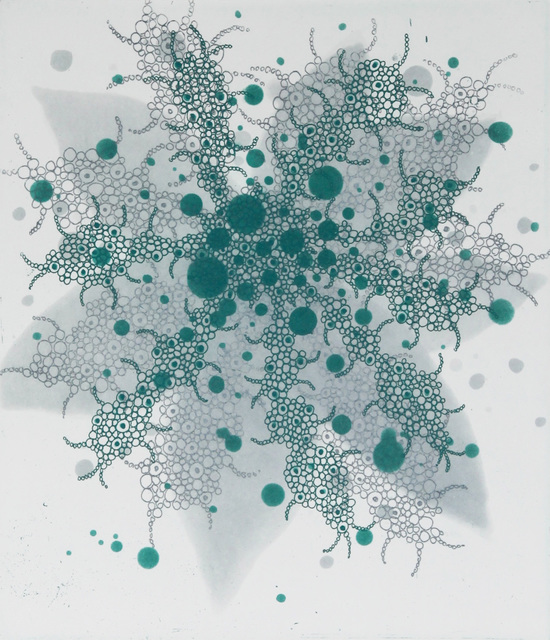 Seiko Tachibana, 'fern-butterfly effect 1', 2015, Dolby Chadwick Gallery