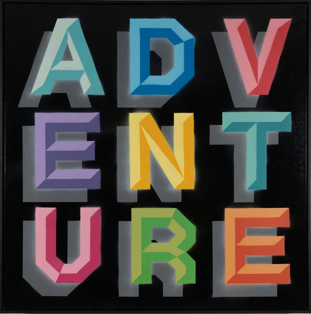 Ben Eine, 'Adventure', 2013, Heritage Auctions