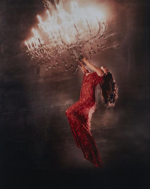 David Drebin, 'Hanging On', 2015, Waddington's