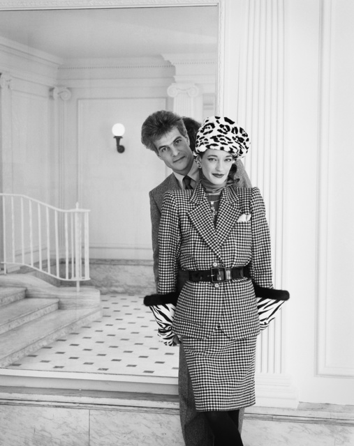 , 'Loulou de la Falaise and Thadee Klossowski, New York,' 1983, Staley-Wise Gallery