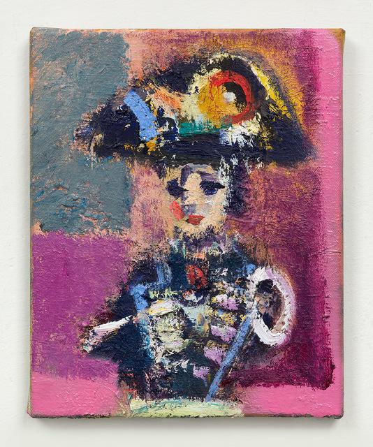 , 'Napoleon Complexion,' 2016, Monte Clark Gallery