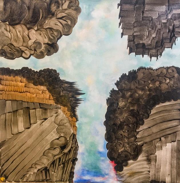 , 'Animal Spirits- Floaters,' 2015, Cross Contemporary Art