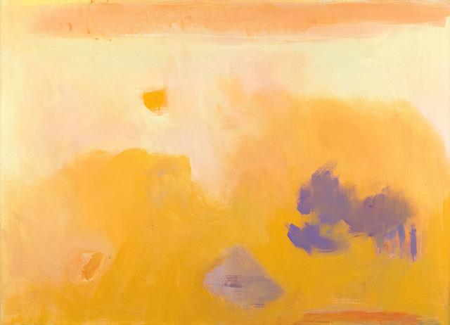 Esteban Vicente, 'TO LIGHT', 1998, Jerald Melberg Gallery