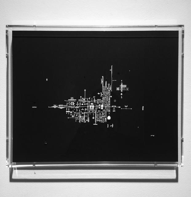 , 'Paper Drawing (A),' 2015, Josée Bienvenu