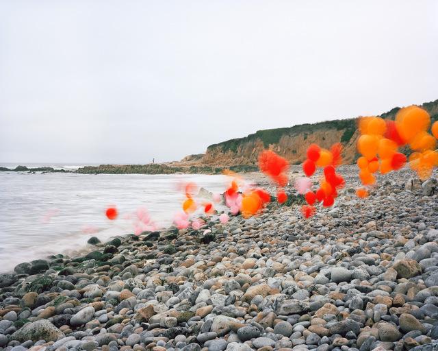 , 'Balloons no. 1, Pescadero, California,' 2016, Jackson Fine Art