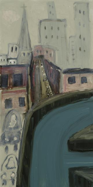 , 'Gowanus View,' 2015, Tayloe Piggott Gallery
