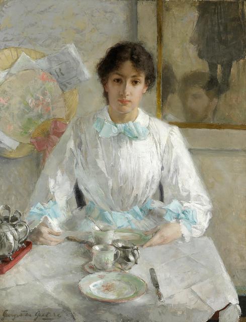 , 'Portrait de la femme de l'artiste, sd,' Not dated, Musée d'Ixelles