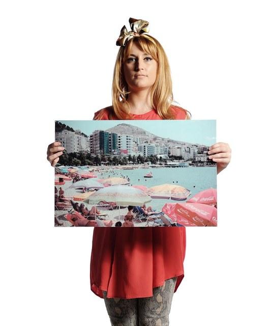 , 'My Name Their City: SARANDA,' 2012, Albanian Institute New York