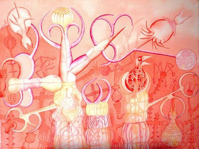 Pradeep Puthoor, 'Carnivorous Plants', 2009, The Noble Sage Collection
