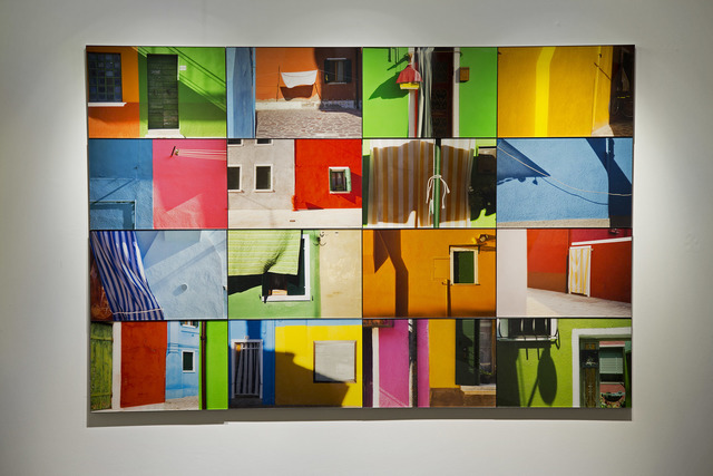 , 'Color Matrix,' 2013, Glaz Gallery