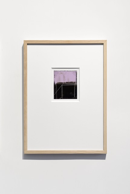 , 'Unresolved Landscapes - 38.4492° N, 121.8269° W,' 2015, MATÈRIA