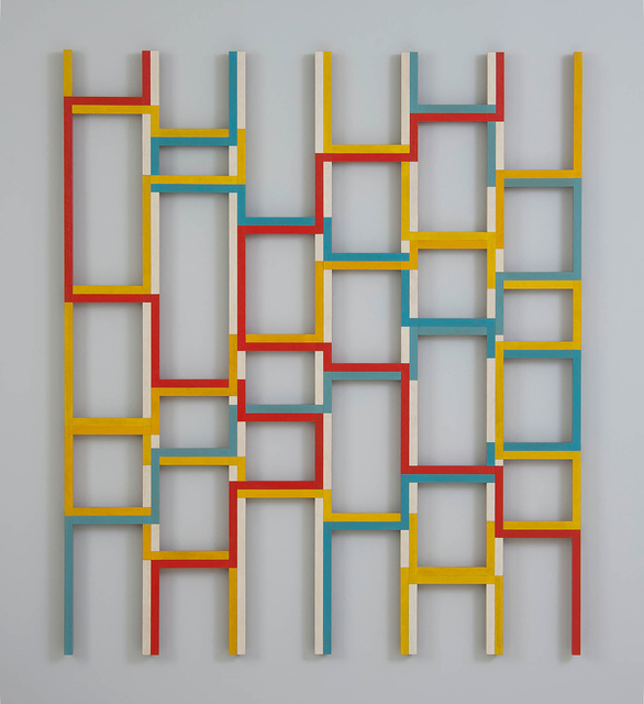 , 'Amidakuji,' 2016, Richard Levy Gallery