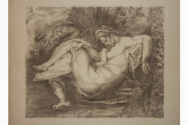 RASSIM®, 'Rubens. Leda and the Swan', ONE Gallery