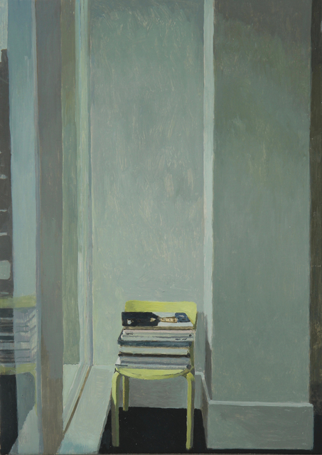 , 'Yellow Chair ,' 2016, Long & Ryle