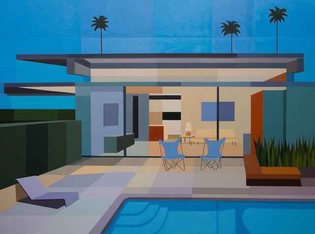, 'Wexler Steel House IV,' 2015, Cynthia Corbett Gallery