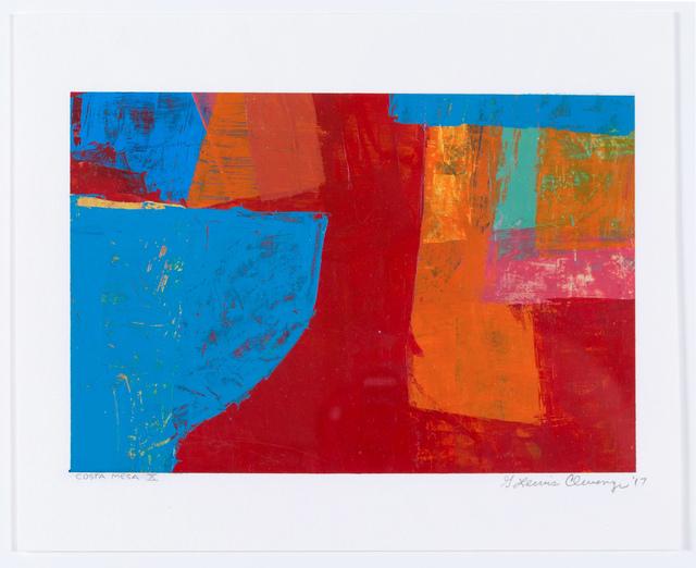 , 'Costa Mesa X,' 2017, Russo Lee Gallery