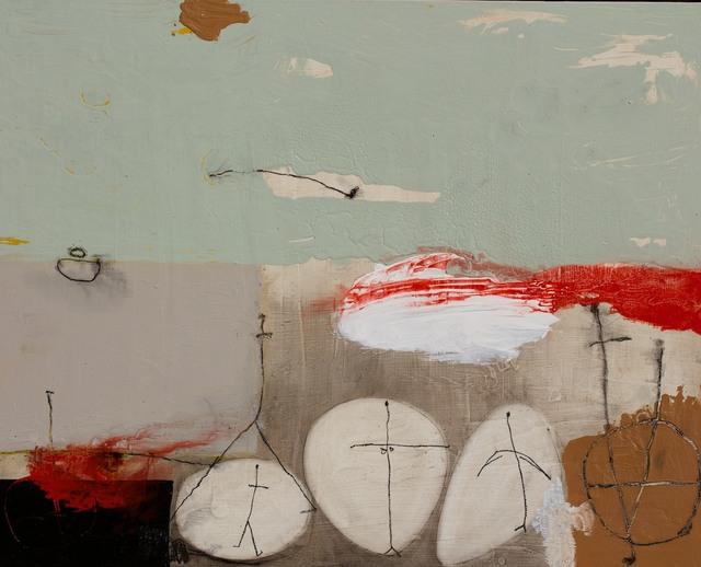 Conchita Carambano, 'Watching them ', 2012-2014, Wentworth Galleries