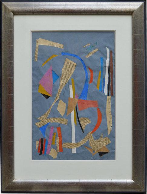 , 'Composition abstraite,' , Arts et Autographes