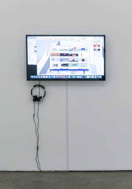 , 'As Boring As Possible,' 2017, DOOSAN Gallery