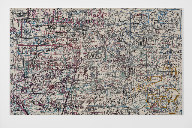 , 'Formules 03,' 2017, CHOI&LAGER
