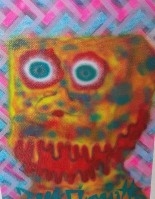 , 'Spongebob,' 2016-2017, Ro2 Art