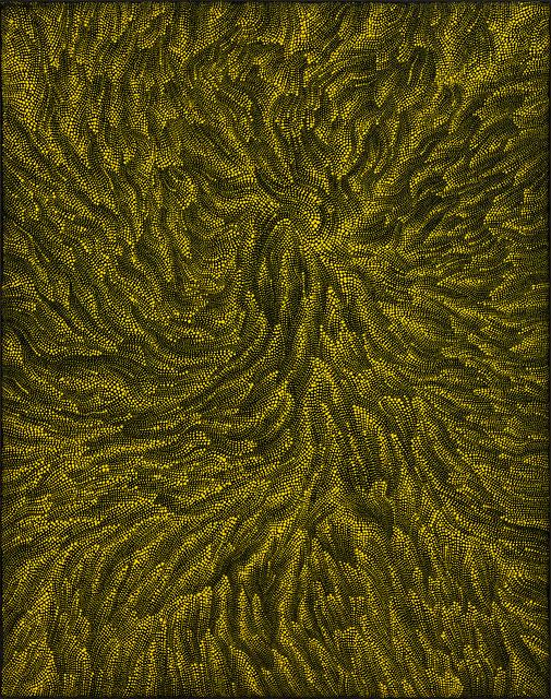 , 'Energetic Fluctuations No. 3,' 2014, Puerta Roja