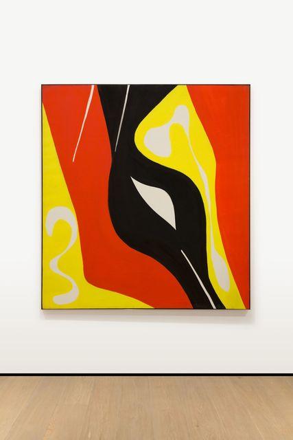 , 'Gelb – Schwarz – Rot,' 1967, Almine Rech
