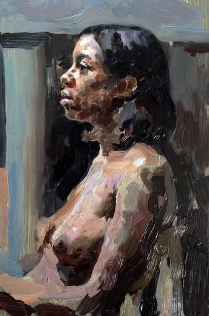 , 'Samantha,' , Sirona Fine Art