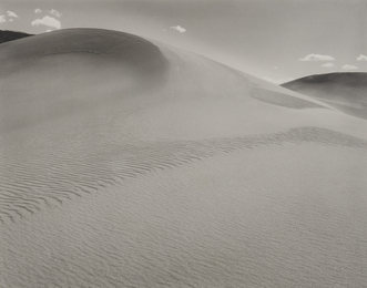 Laura Gilpin, 'Sand Dunes,' 1930s, Phillips: The Odyssey of Collecting