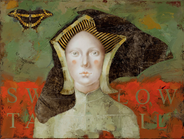 , 'Swallowtail,' 2015, Zolla/Lieberman Gallery
